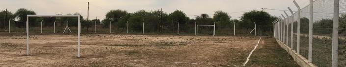 """Centro Deportivo Infanto Juvenil de """"El Chorro"""""""