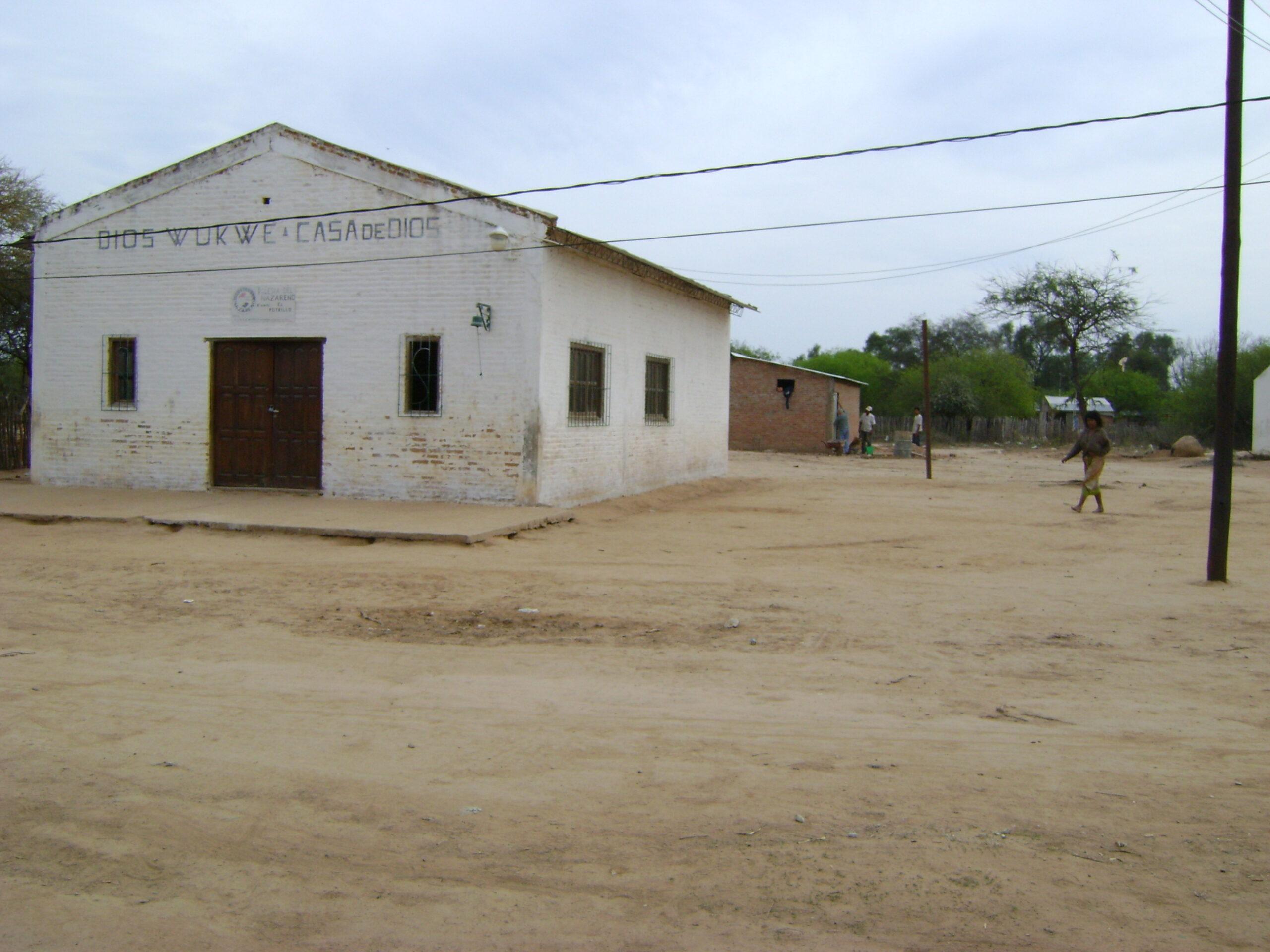 Templo Comunidad El Potrillo