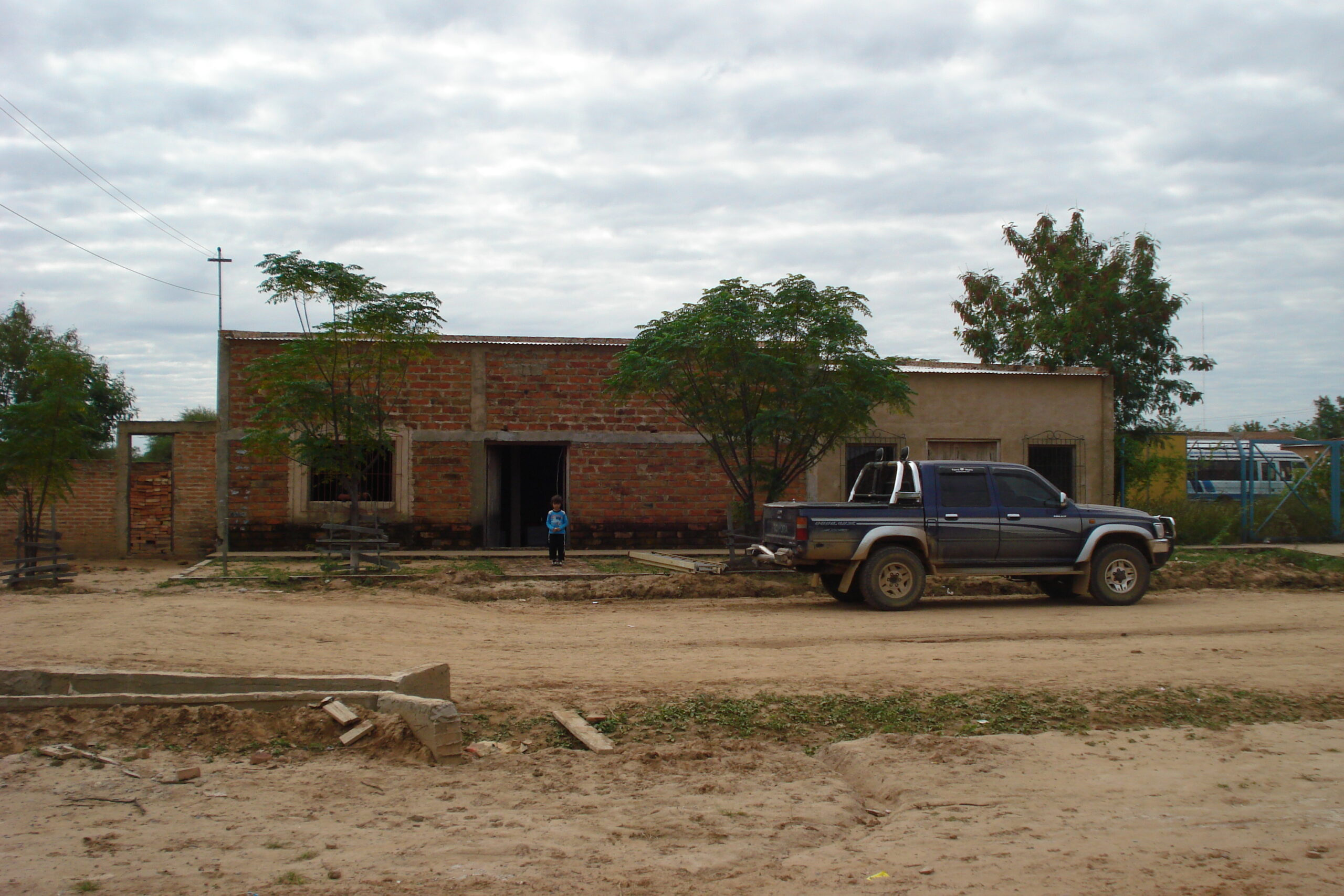 Casa de La Amistad El Chorro, Formosa