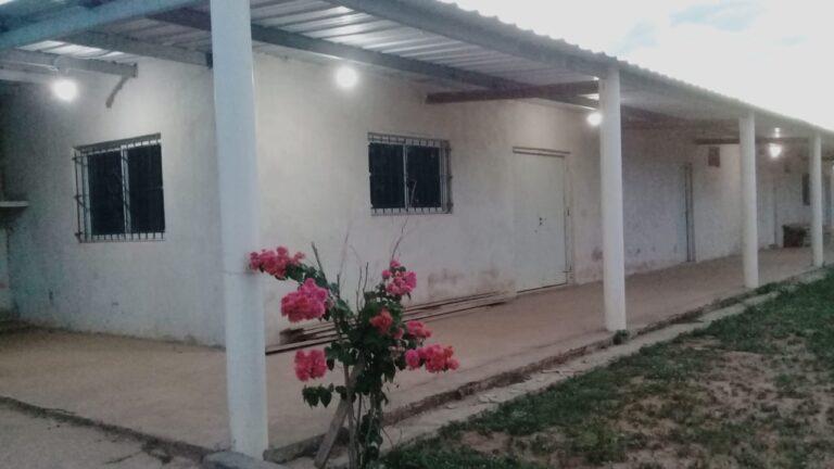 Instalaciones del Centro Deportivo Infanto-Juvenil
